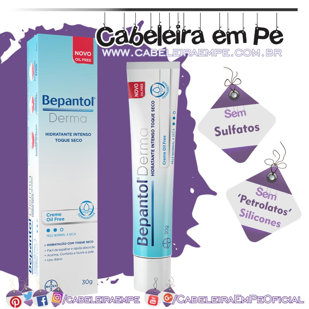 Bepantol Derma Toque Seco - Low Poo e No Poo