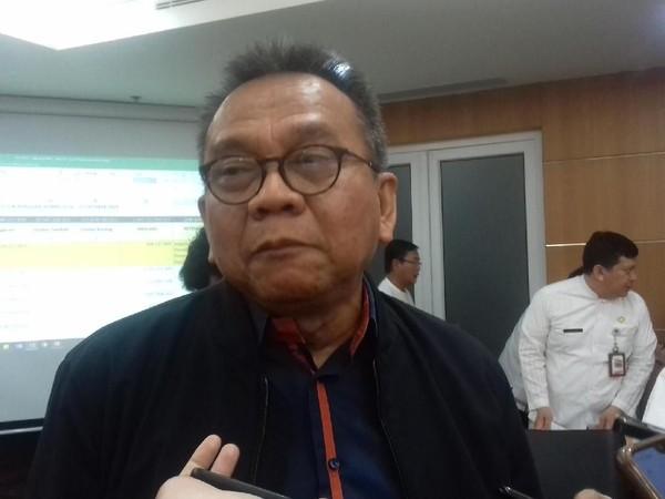 PDIP Akan Ubah Haluan Penolak Interpelasi Anies, M Taufik: Mana Bisa?