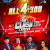 'ALL 4 YOU: THE CLASH CONCERT' TO CHEER KAPUSO VIEWERS IN THE U.S. THIS WEEKEND!!!!