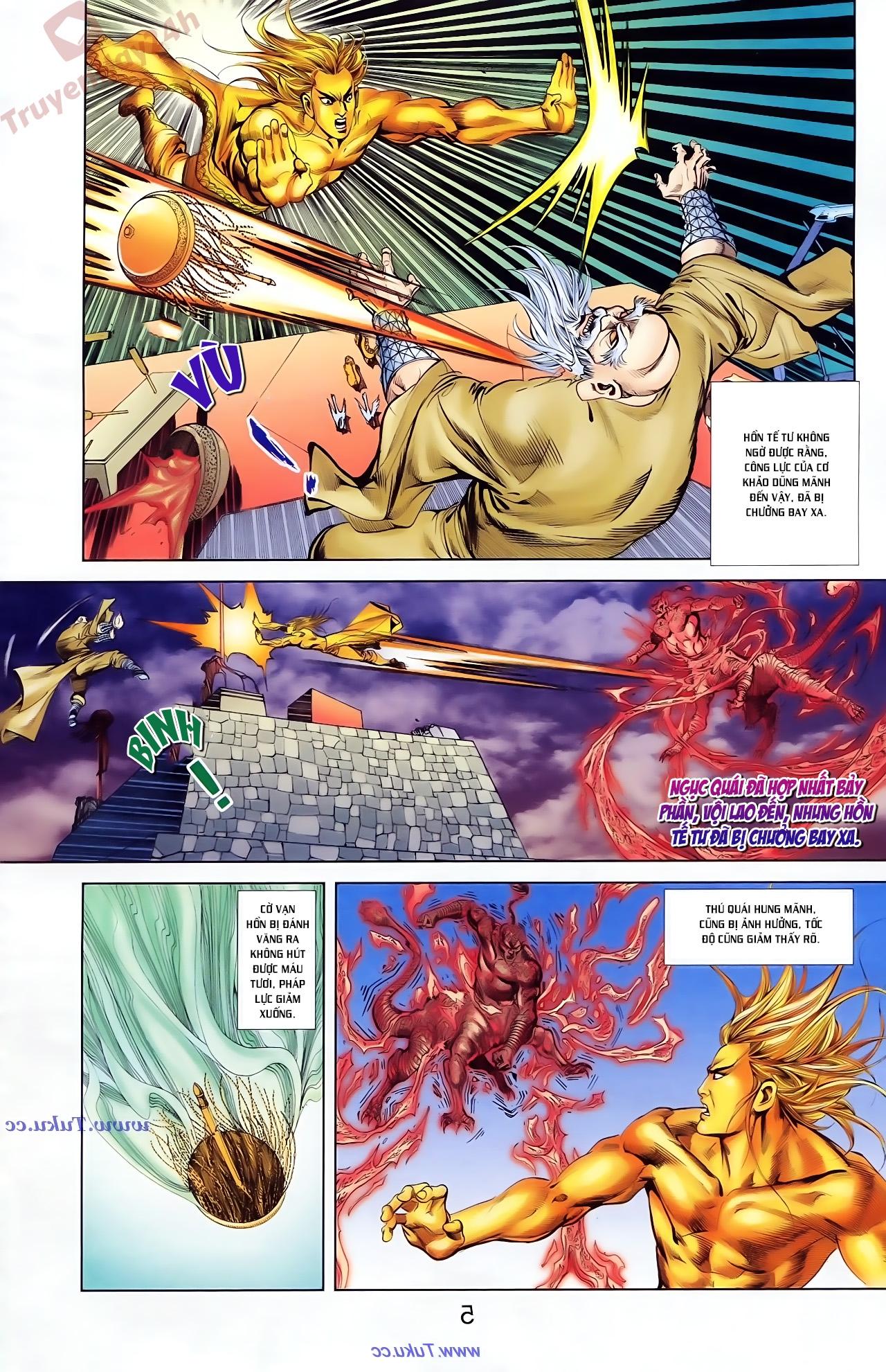 Cơ Phát Khai Chu Bản chapter 82 trang 26