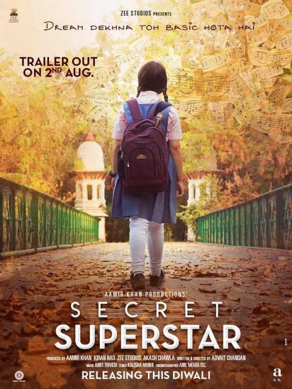 Secret Superstar 2017 DVD SCR Hindi GOPISAHI