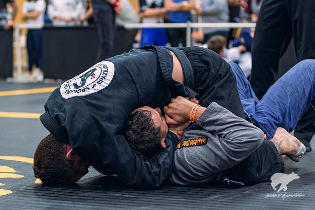 Ryan Mulvihill of Spokane Valley Brazilian Jiu-Jitsu.