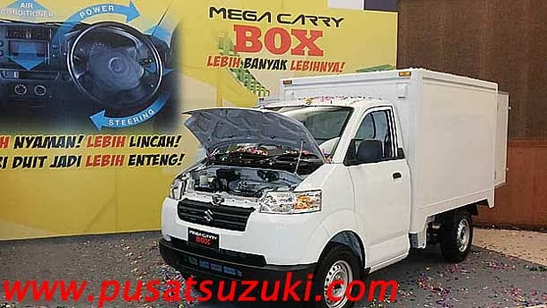megacarry pikap power steering box semarang kudus jepara kendal