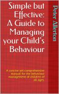 Children's behaviour management book