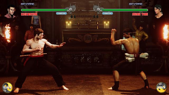 Shaolin vs Wutang 2