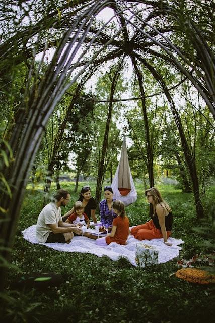 Żywa architektura czyli jak i z czego wykonać naturalny namiot, wigwam czy tunel w ogrodzie