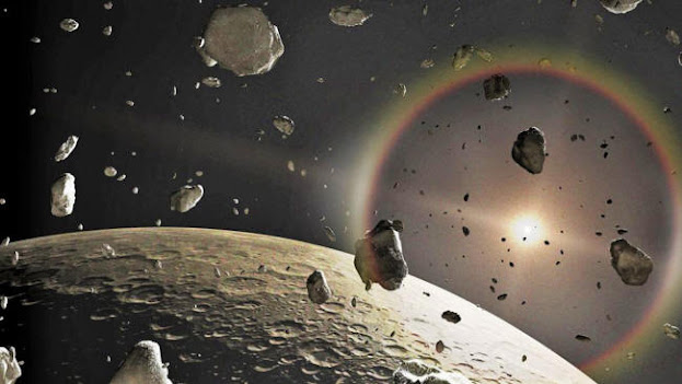 Planet Nine...Alcuni ricercatori pensano che sia un pianeta ancora da scoprire