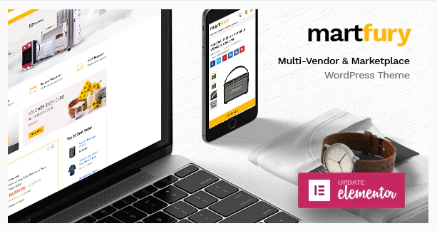 Martfury | 15+ Best Multipurpose WooCommerce WordPress Themes