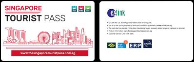 STP card di Singapura