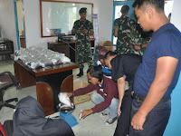 Jajaran Satgas Pamtas Yonif 502 Kostrad Berhasil Gagalkan  Penyelundupan Narkoba Di Perbatasan Kalbar.c