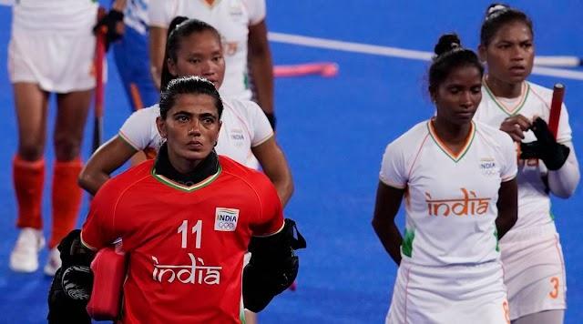 भारतीय महिलाएं लड़ीं हारी, अर्जेंटीना से 2-1 से हारी