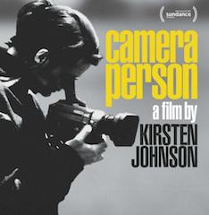 Cameraperson Film Poster