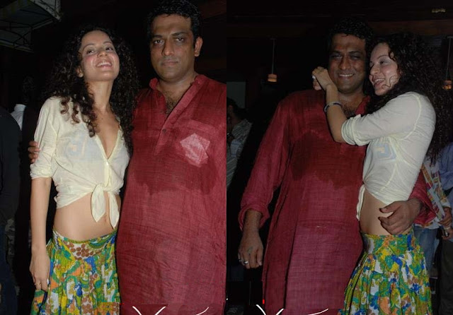 kangana-ranaut_with_anurag-basu_at_Gangster_Film_Sucessparty_Indiatalks