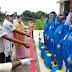 जलालपुर में शुरू हुआ सैनिटाइजेशन कार्य