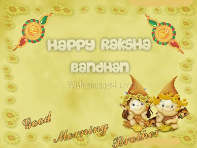 Raksha Bandhan 2019 Good Morning Wishes Images For Brother