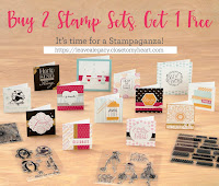 Stampaganza in July!
