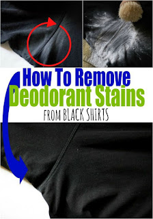 how to get rid of deodorant stains,deodorant,how to,how to remove deodorant stains,remove deodorant stains,deodorant stains,how to get rid of deodorant stains on black shirts,get rid of deodorant stains,how to get deodorant stains out of shirts,how to get rid of deodorant stains on shirts,how to get rid of deodorant stains on dark shirts