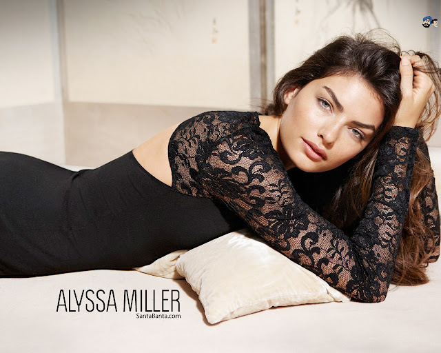 Alyssa Miller HD Wallpaper