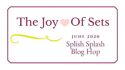 Joy of Sets Blog Hop banner for June 2020