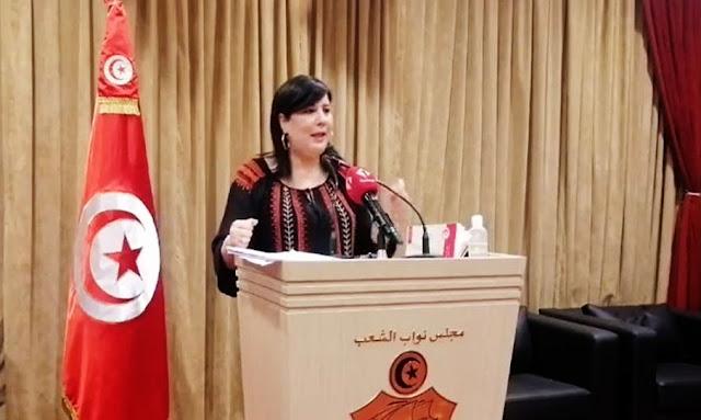 عبير موسي تتهم قلب تونس بالخيانة العظمى اثر عقد ندوة صحفية ثنائية مع ائتلاف الكرامة