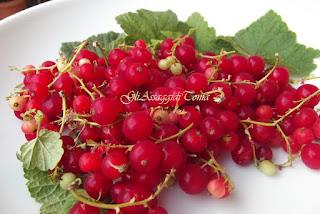 la mia naked cake ai frutti rossi