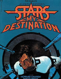 The Complete Alfred Bester's The Stars My Destination