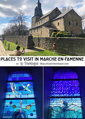 Places to visit in Marche-en-Famenne