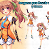 Imagen chica anime 0087 (Sprite - character - female)