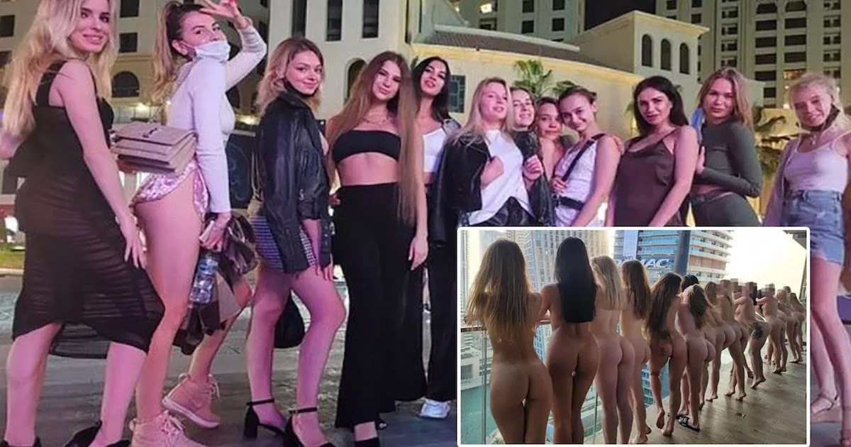 Models Who Posed Naked In Dubai Face Jail Time After Being Arrested For Public Indecency