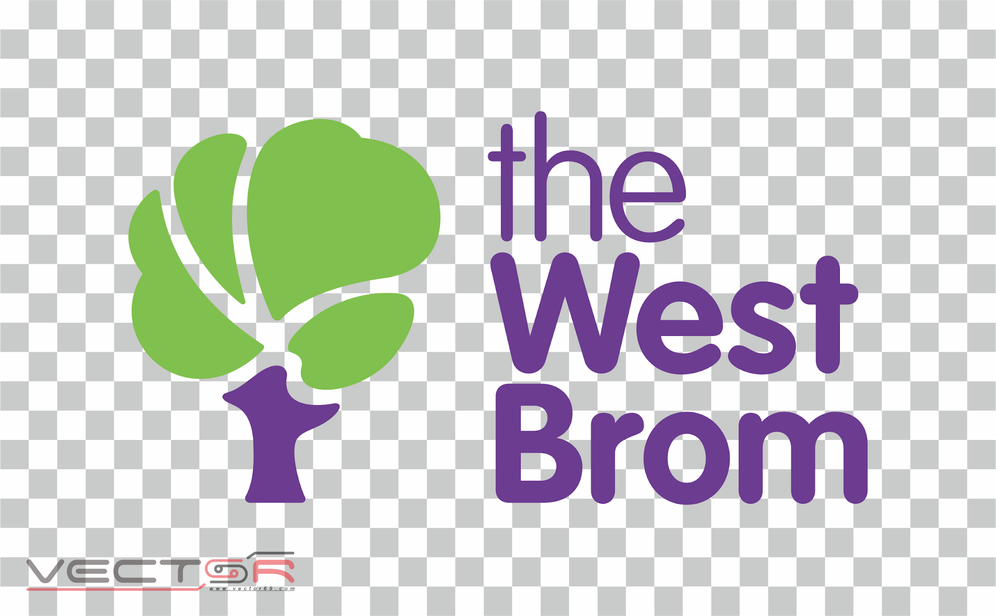 The West Brom Logo - Download Vector File PNG (Portable Network Graphics)