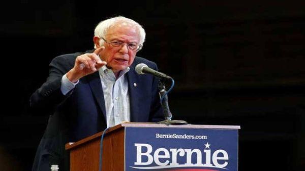 Bernie Sanders reafirma lucha contra desigualdad en EE.UU.
