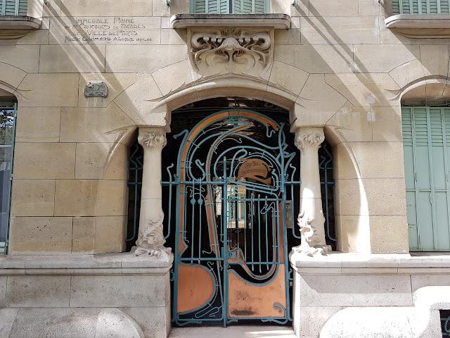 Castel Béranger. Arch. H.Guimard