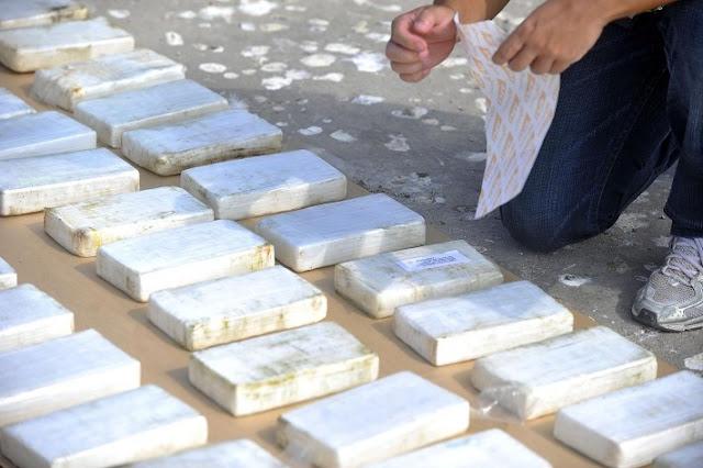 Ocupan cien kilos de coca en Sabana de la Mar