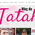 Layout: Blog da Tatah
