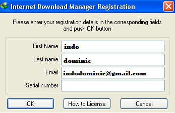 Cara Mendapatkan Serial Number Internet Download Manager Gratis