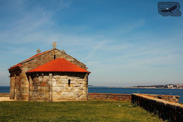 Ermita de la Lanzada. Galicia