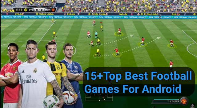 15+ Best Football games for android 2020