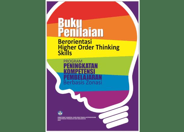 Buku Penilaian Berorientasi HOTS (Higher Order Thinking Skills)