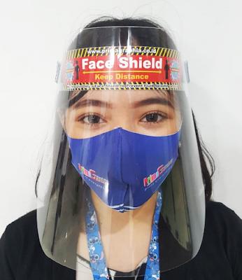 Alat Pelindung Wajah - Face Shield