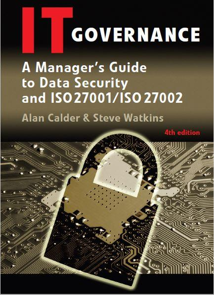 IT GOVERNANCE; A Manager's Guide
