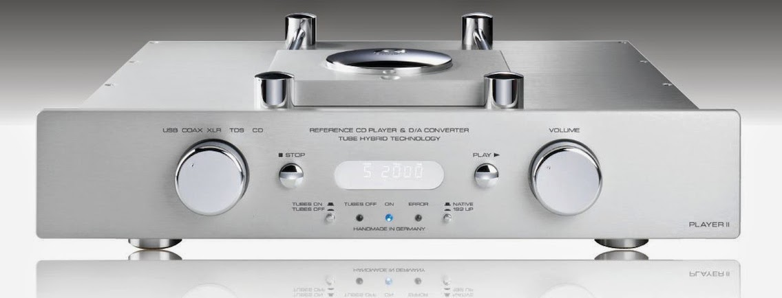 mono and stereo high end audio magazine accustic arts player ii new