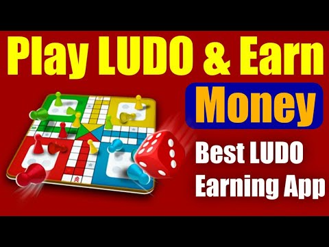 Earn Real Money By Playing Ludo | Play Ludo And earn money | Best real money ludo tournament app free