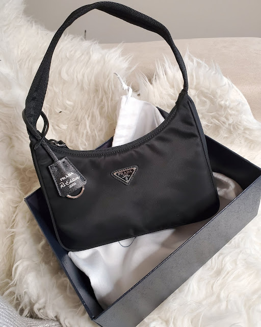 prada re edition 2000 nylon bag review