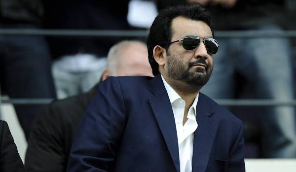 """Al-Thani en las redes sociales: """"Volveremos muy pronto"""""""
