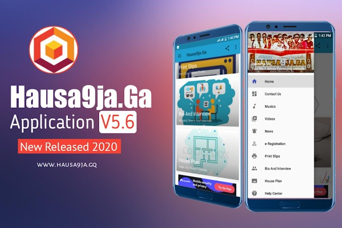 Hausa9ja.Ga Application V5.6 Updated 2020