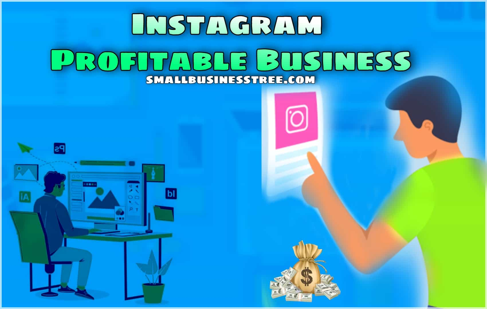 Instagram Business Ideas in USA