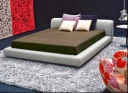 Lowland Platform Bed