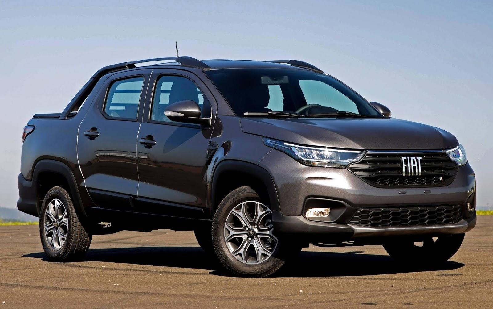 Fiat Strada - comercial leve mais vendido em 2022