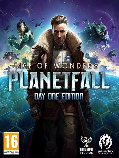 โหลดเกมส์ Age of Wonders: Planetfall
