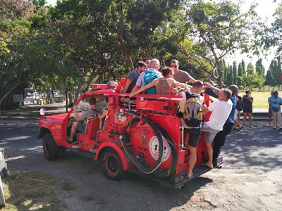 Pemadam Kebakaran Kota Bordeaux Perancis Kagumi BPBD Kota Denpasar